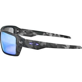 Oakley Double Edge Matte Black Tortoise/Violet Iridium